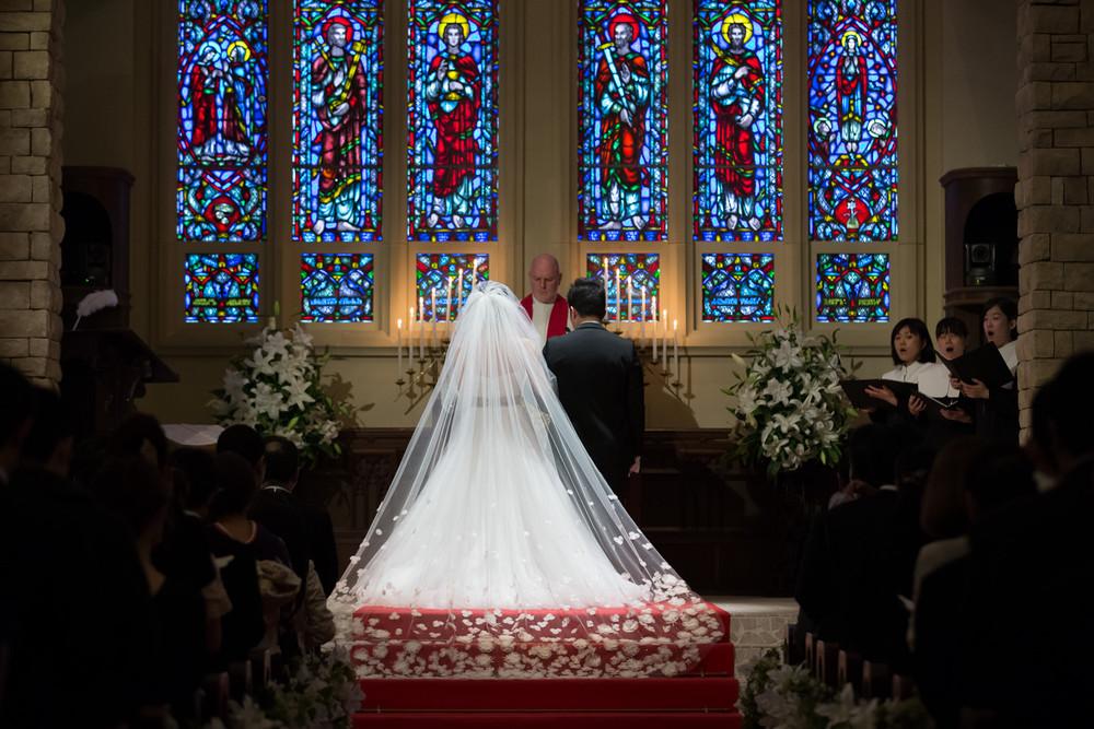 2015年1月 マリゾン結婚式スナップ撮影 ファシーノ Fascino