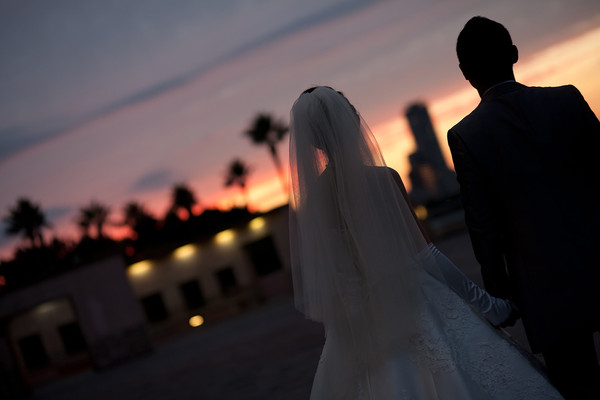 スーパーカメラマン大川さん ファシーノ 結婚式 洋装前撮り ウェディングドレス
