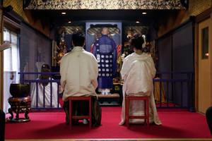 結婚式 仏前式