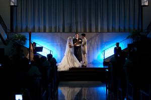 スーパーカメラマン大川さん ファシーノ アルカディア 結婚式 チャペル ウェディングドレス