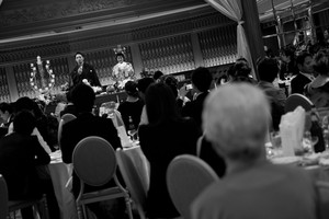スーパーカメラマン大川さん ファシーノ アルカディア 結婚式 披露宴
