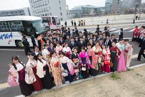 スーパーカメラマン大川さん ファシーノ 九州大学 卒業式 歯学部