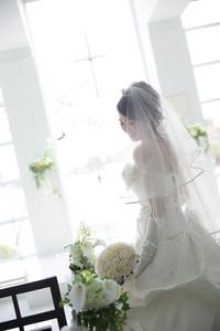 スーパーカメラマン大川さん ファシーノ ニューオータニ佐賀 結婚式 チャペル ウェディングドレス