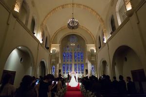 スーパーカメラマン大川さん ファシーノ マリゾン チェペル 結婚式 ウェディングドレス
