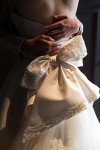 スーパーカメラマン大川さん ファシーノ 前撮り 洋装 ウェディングドレス