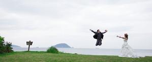 スーパーカメラマン大川さん ファシーノ 洋装前撮り ウェディングドレス ロケーション撮影