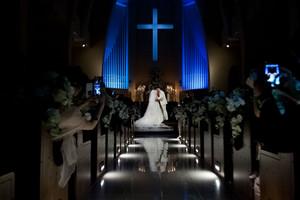 アルカディア 結婚式 ウェディングドレス チャペル