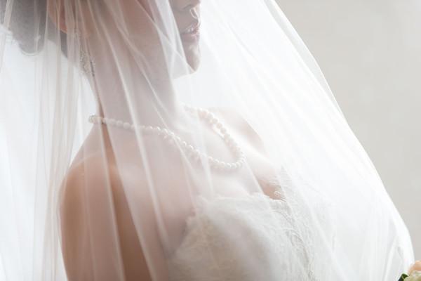 スーパーカメラマン大川さん ファシーノ 結婚式 ウェディングドレス ベール