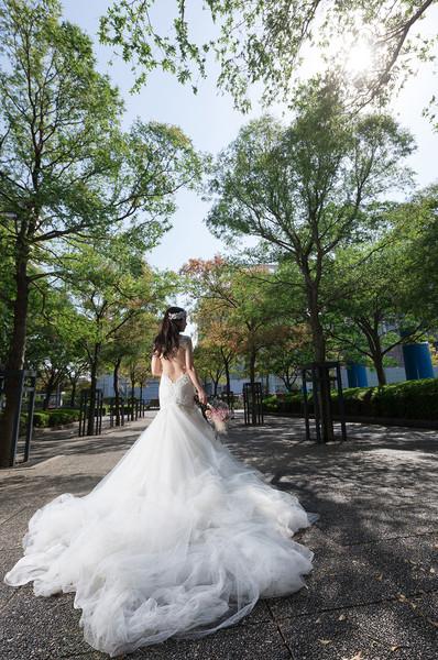 ファシーノ結婚式洋装前撮り