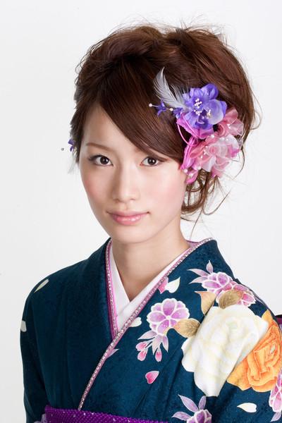 スーパーカメラマン大川さん ファシーノ レンタル着物ウェブサイト用写真撮影