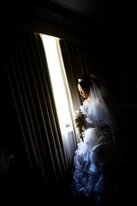 スーパーカメラマン大川さん ファシーノ モントレラスール 結婚式 ウェディングドレス メイク