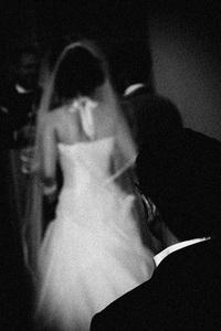 スーパーカメラマン大川さん 結婚式 ウェディングドレス チャペル