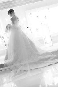 スーパーカメラマン大川さん ウェディングドレス チャペル 結婚式