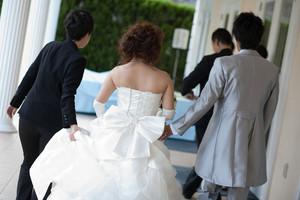 アニヴェルセル 結婚式 ウェディングドレス